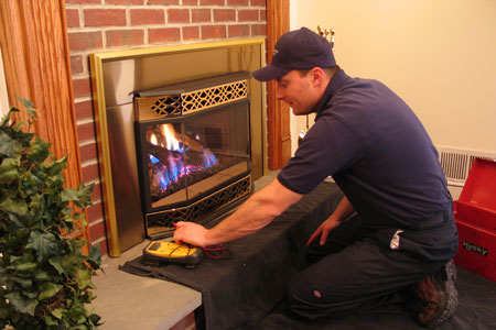 Fireplace Repair Maintenance Cleaning